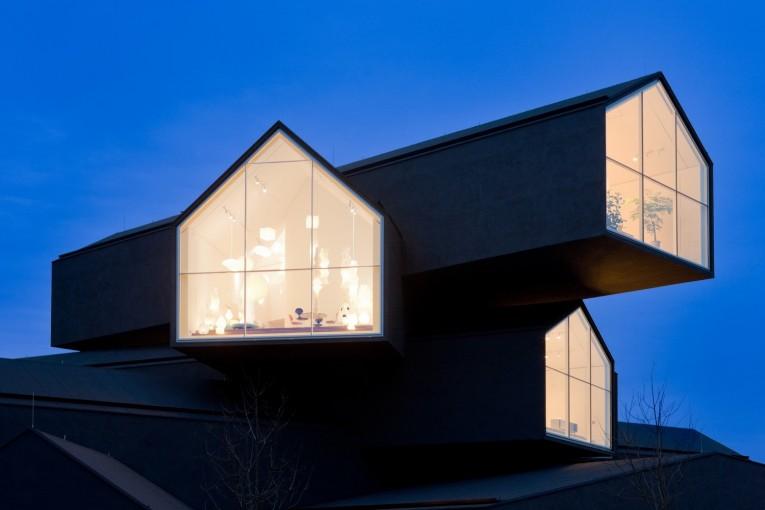 Supertacular vitra haus for Vitra museum basel