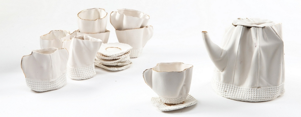 Tableware by Rachel Boxnboim