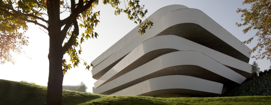 BASQUE CULINARY CENTER by VAUMM