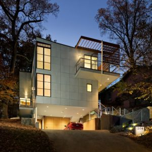 Takoma Park House by Robert Nichols