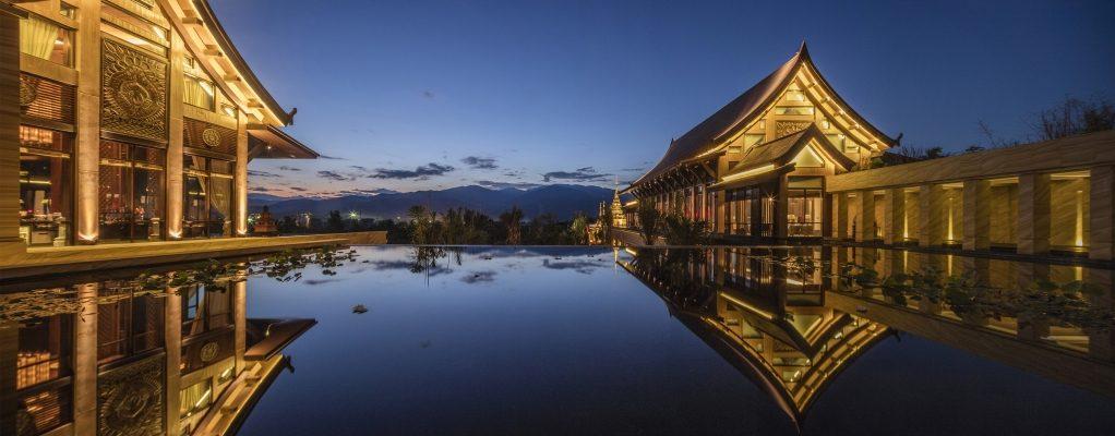 Wanda hotel by Ma Renkai