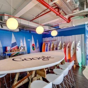 Google Office Tel Aviv by Camenzind Evolution