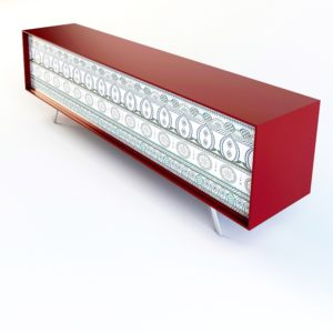 Asa Sideboard by Xenofon Hector Grigorelis