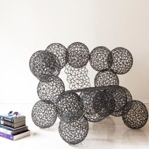 Che Palle Armchair by Anacleto Spazzapan