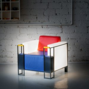 Cubic Slim Chair by Ari Korolainen