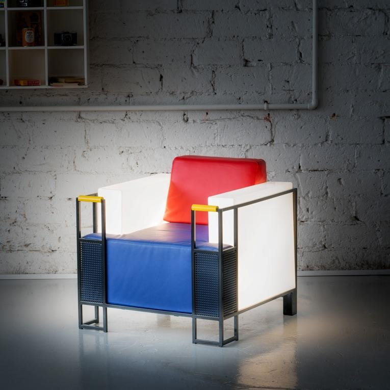 Cubic Slim Chair by Ari Korolainen