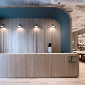 The Cutting Edge Pharmacy Dispensing Pharmacy by Tetsuya