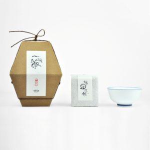 A BOWL OF RICE Gift by Tengxian Zou