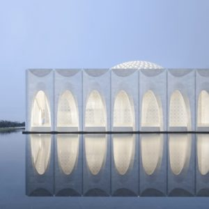 Da Chang Muslim Cultural Center by Hejingtang Studio