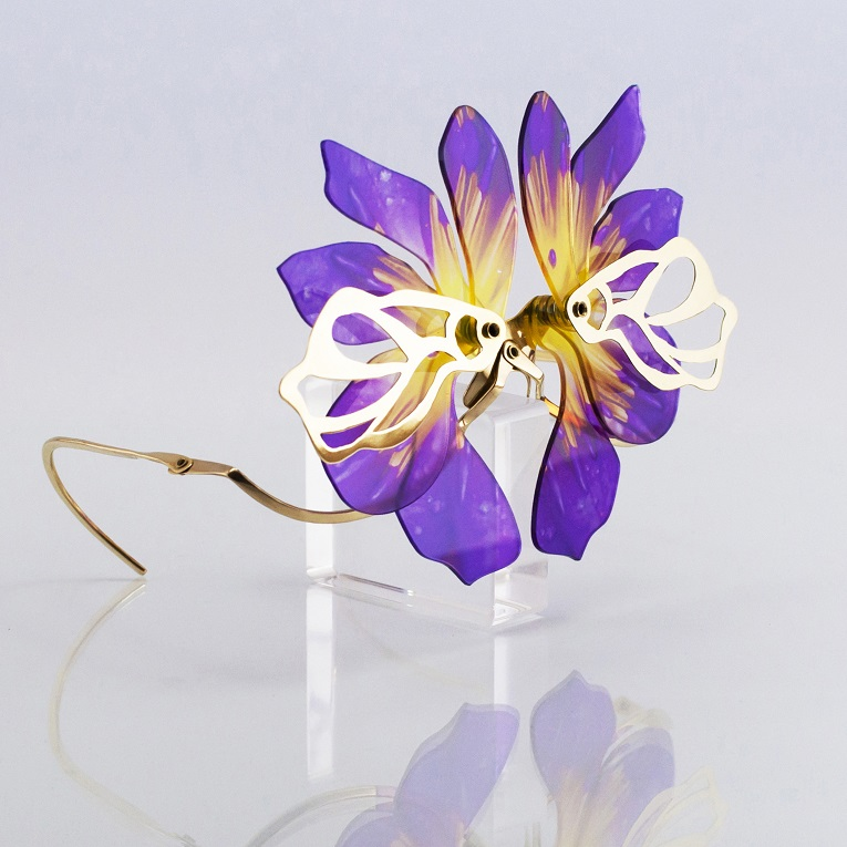 Blooming Folding Eyewear by Sonja Iglic
