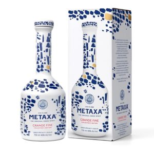 Metaxa Grande Fine by Red Design Consultants Rodanthi Senduka