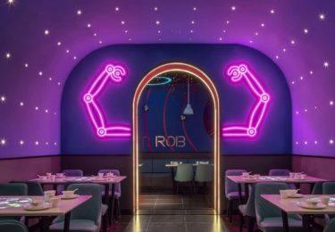 Yum Rob Restaurant by Zhidong Du